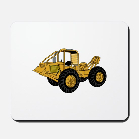 Skidder Mousepad