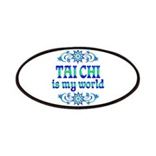 Tai Chi is my World Patch