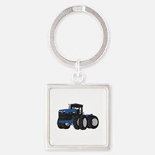 4WD Tractor Keychains
