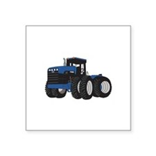 4WD Tractor Sticker