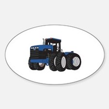 4WD Tractor Decal