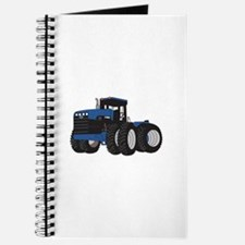 4WD Tractor Journal