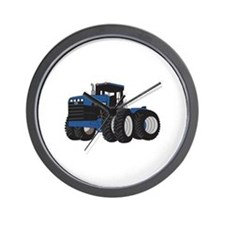 4WD Tractor Wall Clock