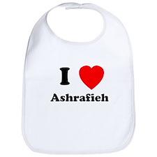 I Heart Ashrafieh Bib