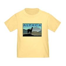 Blue Hills Alpaca T