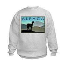 Blue Hills Alpaca Sweatshirt