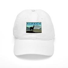 Blue Hills Alpaca Baseball Cap