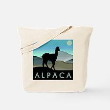 Blue Hills Alpaca Tote Bag
