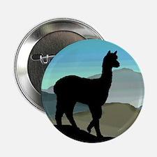 Blue Hills Alpaca Button
