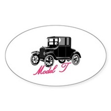 Model T Decal