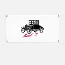 Model T Banner