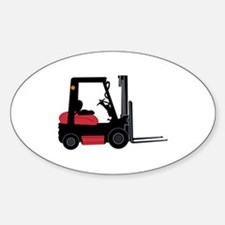 Forklift Decal