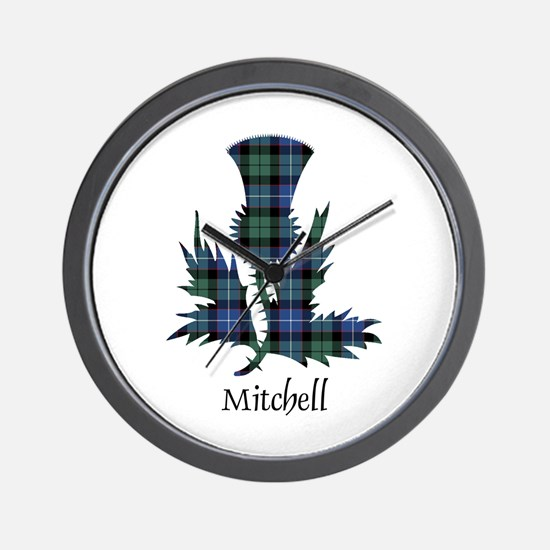 Thistle-Mitchell Wall Clock