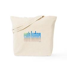 Cool Santa monica ca Tote Bag