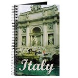 Italy travel Journals & Spiral Notebooks