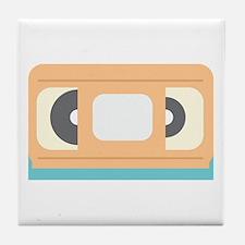 VHS Tape Tile Coaster