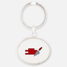 Masonry Logo Keychains