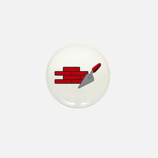 Masonry Logo Mini Button