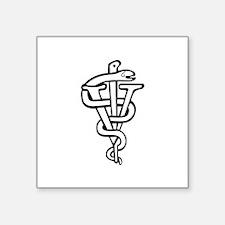 Veterinarian Logo Sticker