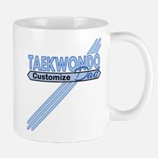Tae Kwon Do Dad Mug