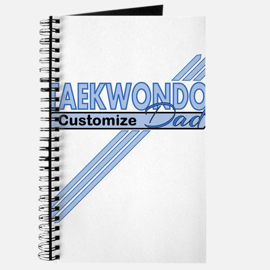 Tae Kwon Do Dad Journal