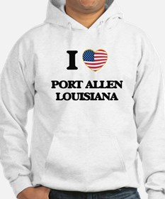 I love Port Allen Louisiana Hoodie