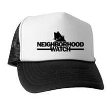 """Neighborhood Watch"" Trucker Hat"