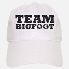 Team Bigfoot (Distressed) Baseball Baseball Baseball Cap