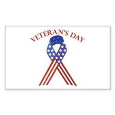 Veterans Day Decal
