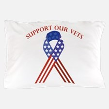 Support Vets Pillow Case