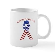 Support Vets Mugs