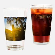 Dawn of Glory Drinking Glass