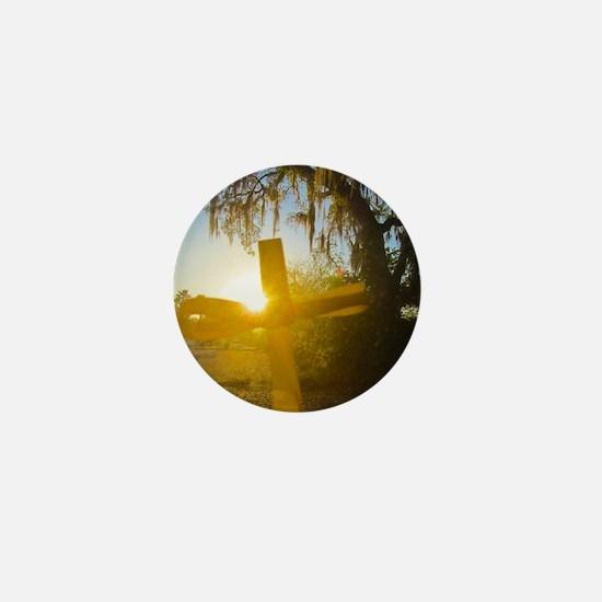 Dawn of Glory Mini Button