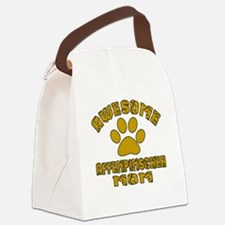 Awesome Affenpinscher Mom Dog Des Canvas Lunch Bag