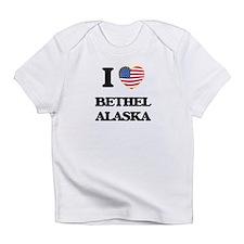 I love Bethel Alaska Infant T-Shirt