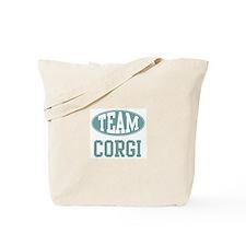 Team Corgi Tote Bag