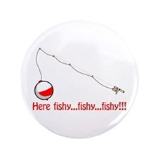 Here fishy Button