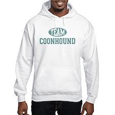 Team Coonhound Hoodie