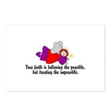Believe the possible Postcards (Package of 8)