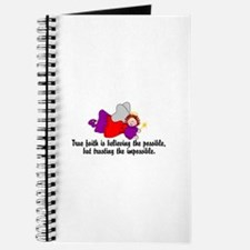 Believe the possible Journal