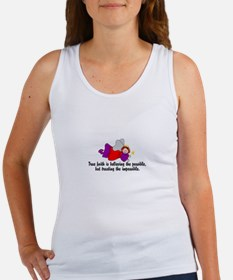 Believe the possible Tank Top