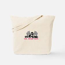 Race (Go Kart) Tote Bag