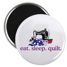 Quilt (Machine) Magnets