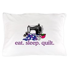 Quilt (Machine) Pillow Case