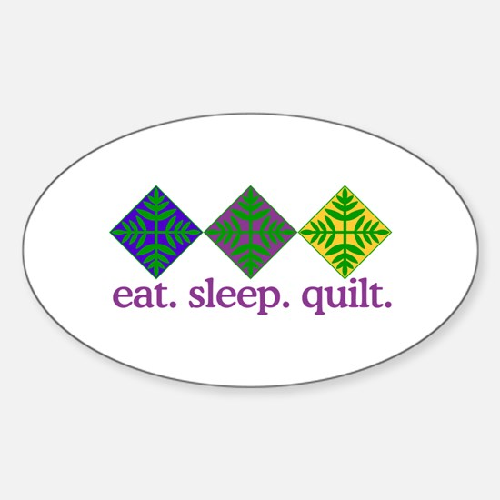 Quilt (Squares) Decal
