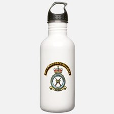 Royal Air Force Regt w Water Bottle