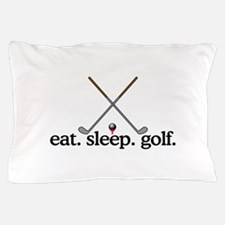 Golf (Clubs) Pillow Case