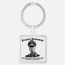 Rommel: Soldiers Square Keychain