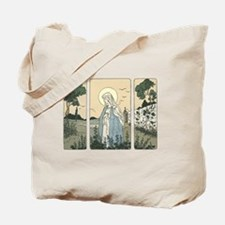 Funny Lupine Tote Bag