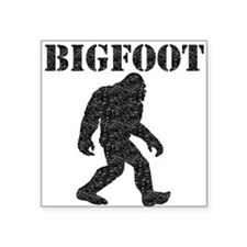 Bigfoot (Distressed) Sticker